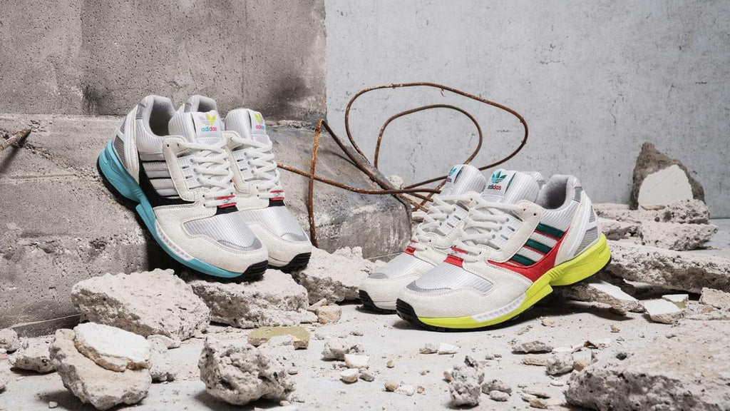 "adidas ZX8000 ""No Walls Needed"" Double-Pack"