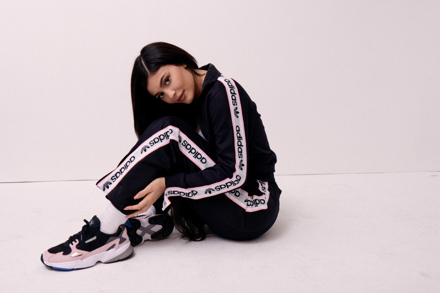 best loved 3df9f e22f2 adidas Originals Falcon With Kylie Jenner