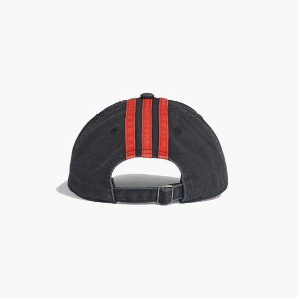 Clothing One Size adidas Originals by 424 Overdyed Cap FS6269-Black-One Size adidas Consortium