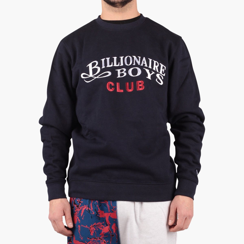 Clothing Billionaire Boys Club Embroidered Script Crewneck BBC