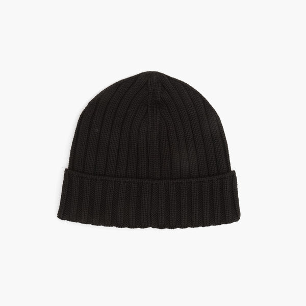 Accessories One Size C.P. Company Knit Cap 09CMAC236A005509A-Black-One Size CP Company