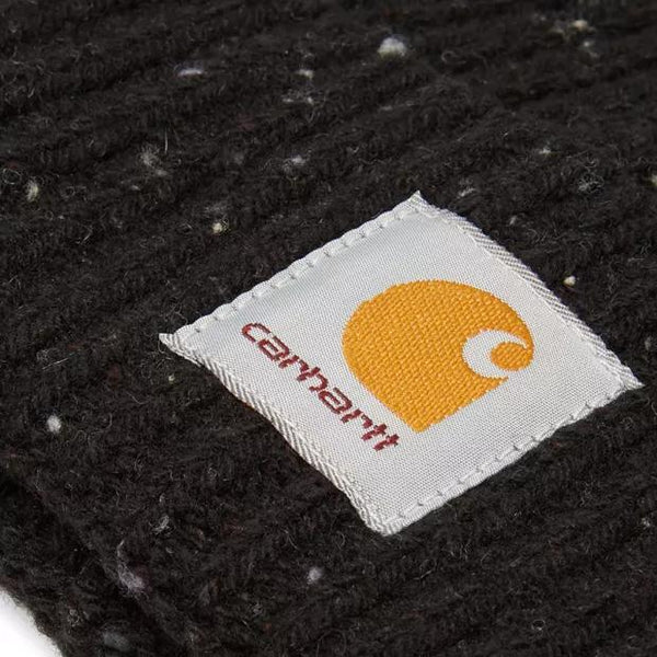 Accessories One Size Carhartt Anglistic Beanie I013193.06 BT.90-Black-One Size Carhartt