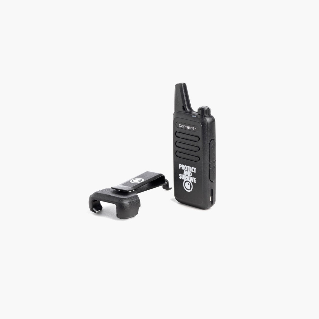 Accessories One Size Carhartt Protect Survive Walkie Talkie I027449.06-Black-One Size Carhartt