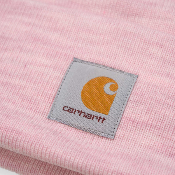 Accessories One Size Carhartt WIP Acrylic Watch Hat I020175.06 0F5-Pink-One Size Carhartt
