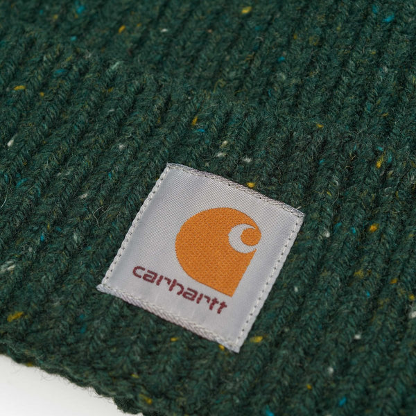 Accessories One Size Carhartt WIP Anglistic Beanie I013193.06 VD.00 -Green-One Size Carhartt