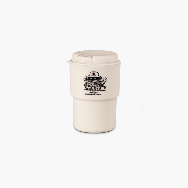 Clothing One Size Carhartt WIP Awful Rivers Demita Wallmug I028784.06 3E.00-White-One Size Carhartt
