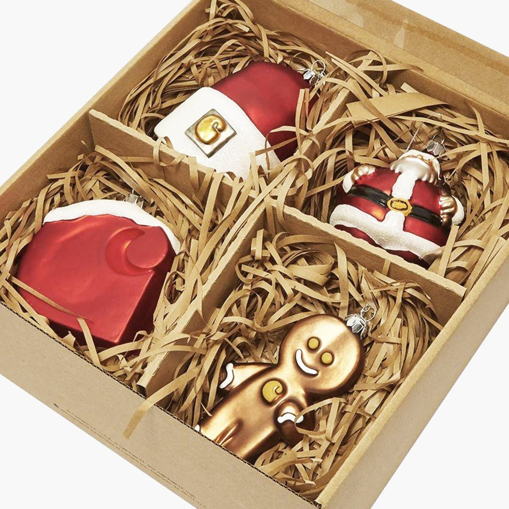 Clothing Multi / One Size Carhartt WIP Christmas Ornaments Set I028716.06 08.00-Multi-One Size Carhartt