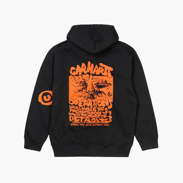 Clothing Carhartt WIP  International Operations Sweatshirt Carhartt