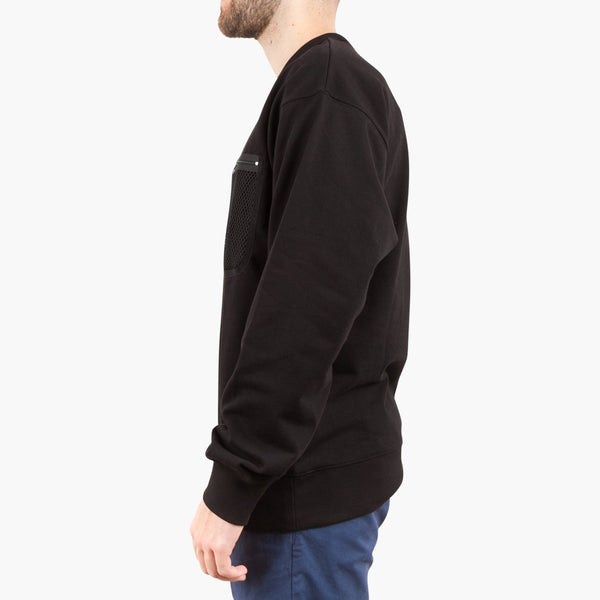 Clothing Carhartt WIP Military Mesh Pocket Sweatshirt Carhartt