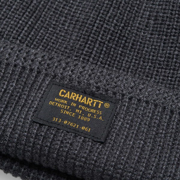 Accessories Grey / One Size Carhartt WIP Truman Beanie I023684.06 ZM.00-Grey-One Size Carhartt