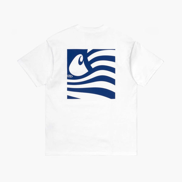 Clothing Carhartt WIP Waving State Flag T-Shirt Carhartt