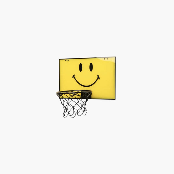 Accessories Yellow / One Size Chinatown Market Smiley Mini Basketball Hoop CTM-MNHP-Yellow-One Size Chinatown Market