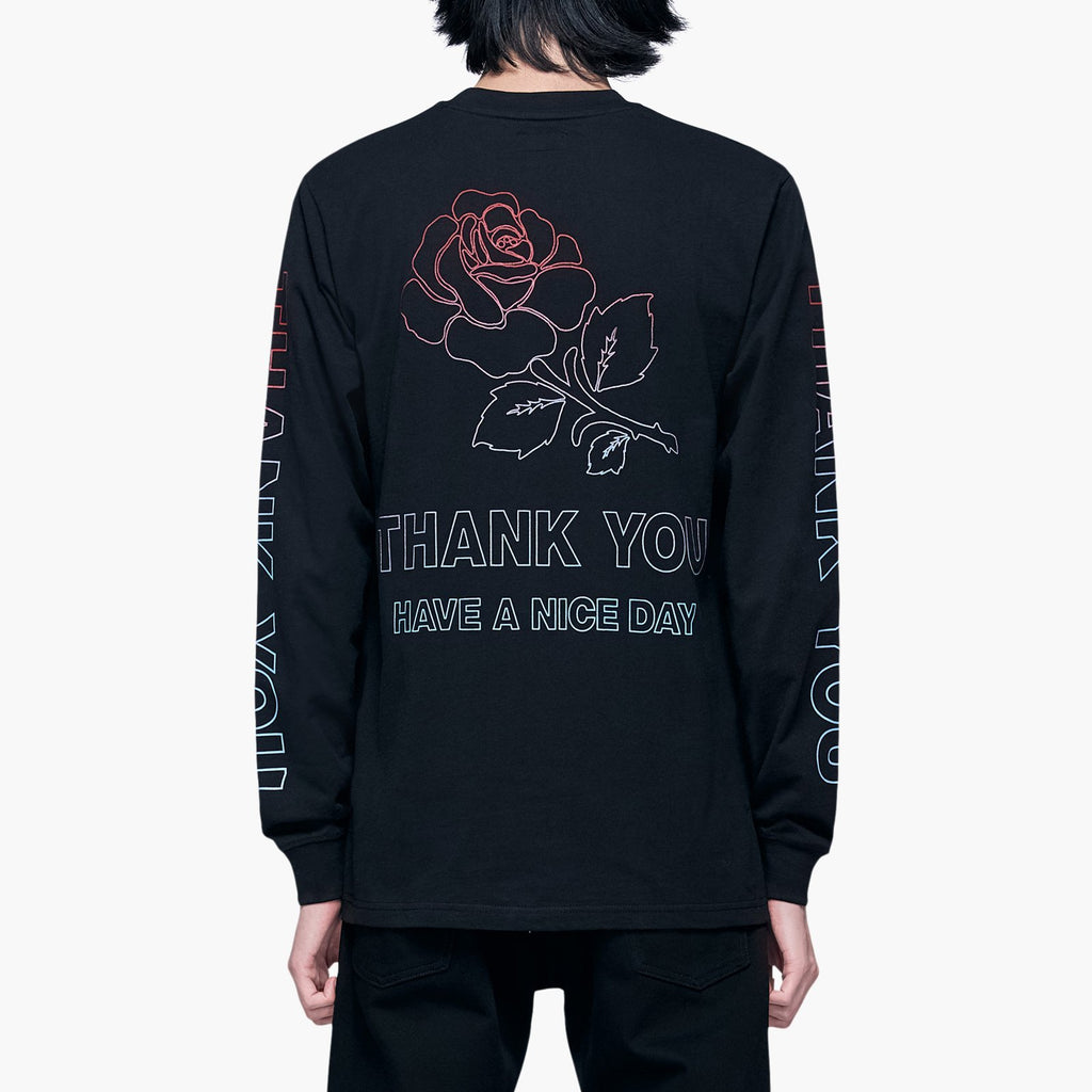 Clothing Chinatown Market Thank You Long Sleeve Chinatown Market