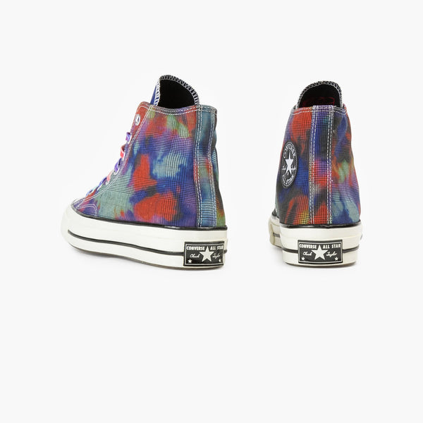 Footwear Converse CT70 Tie Dye Plaid Converse