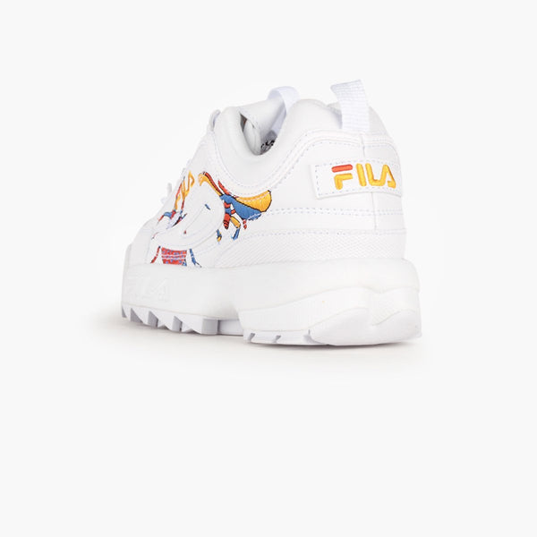 Footwear Disruptor Calabrone Low Women's Fila