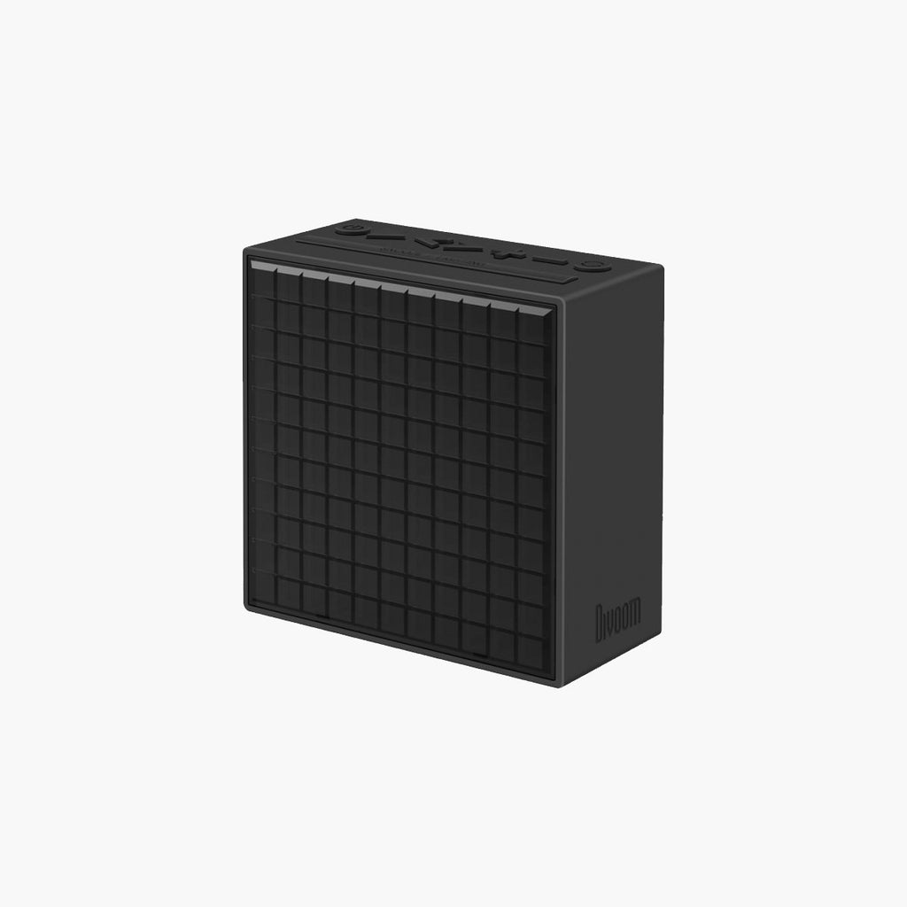 Accessories One Size Divoom Timebox BLUETOOTH SPEAKER 90100058039-Black-One Size L10 TRADING