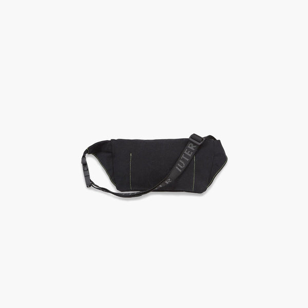 Accessories One Size Iuter Waist Pouch CRVRIWPP01-Black-One Size Iuter