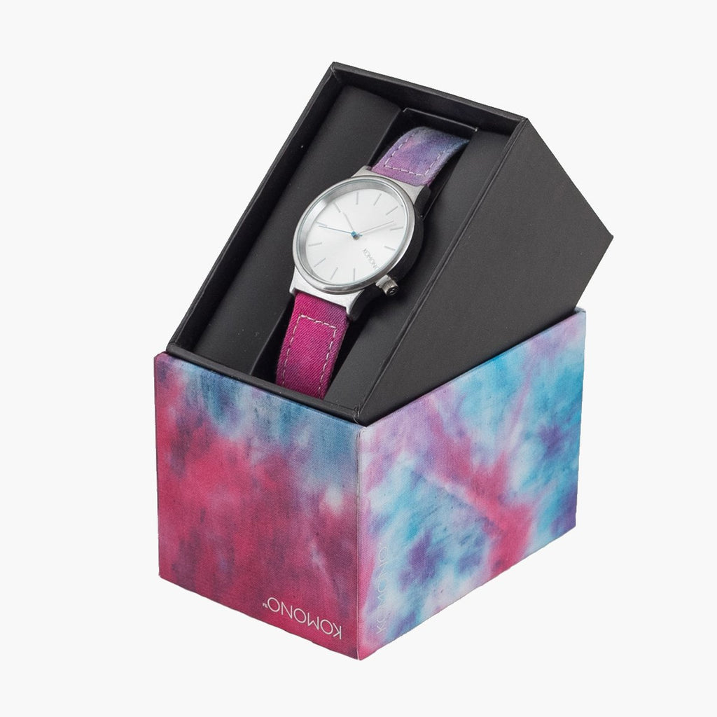 Accessories One Size Komono Watches Wizard Print Series 3570049-TYE DYE-One Size Komono