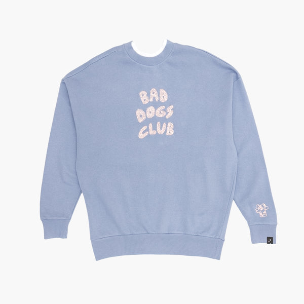 Clothing Lazy Oaf Bad Dogs Club Sweatshirt Lazy Oaf