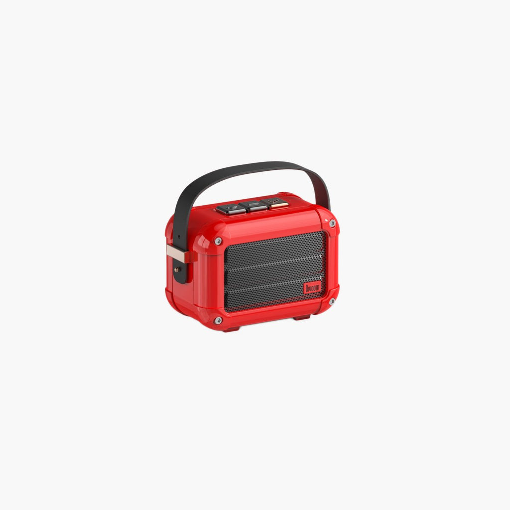 Accessories One Size Macchiato Speaker Red DVMAUDALL-112016-Red-One Size L10 TRADING