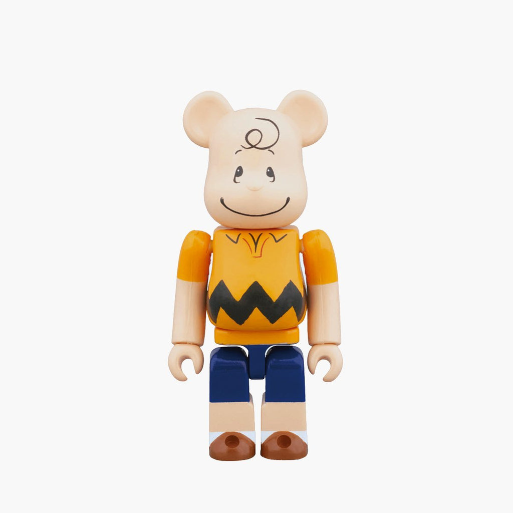 Accessories Medicom Bearbrick 400% Charlie Brown KK400CHARLIE-Yellow-One Size Medicom Toy