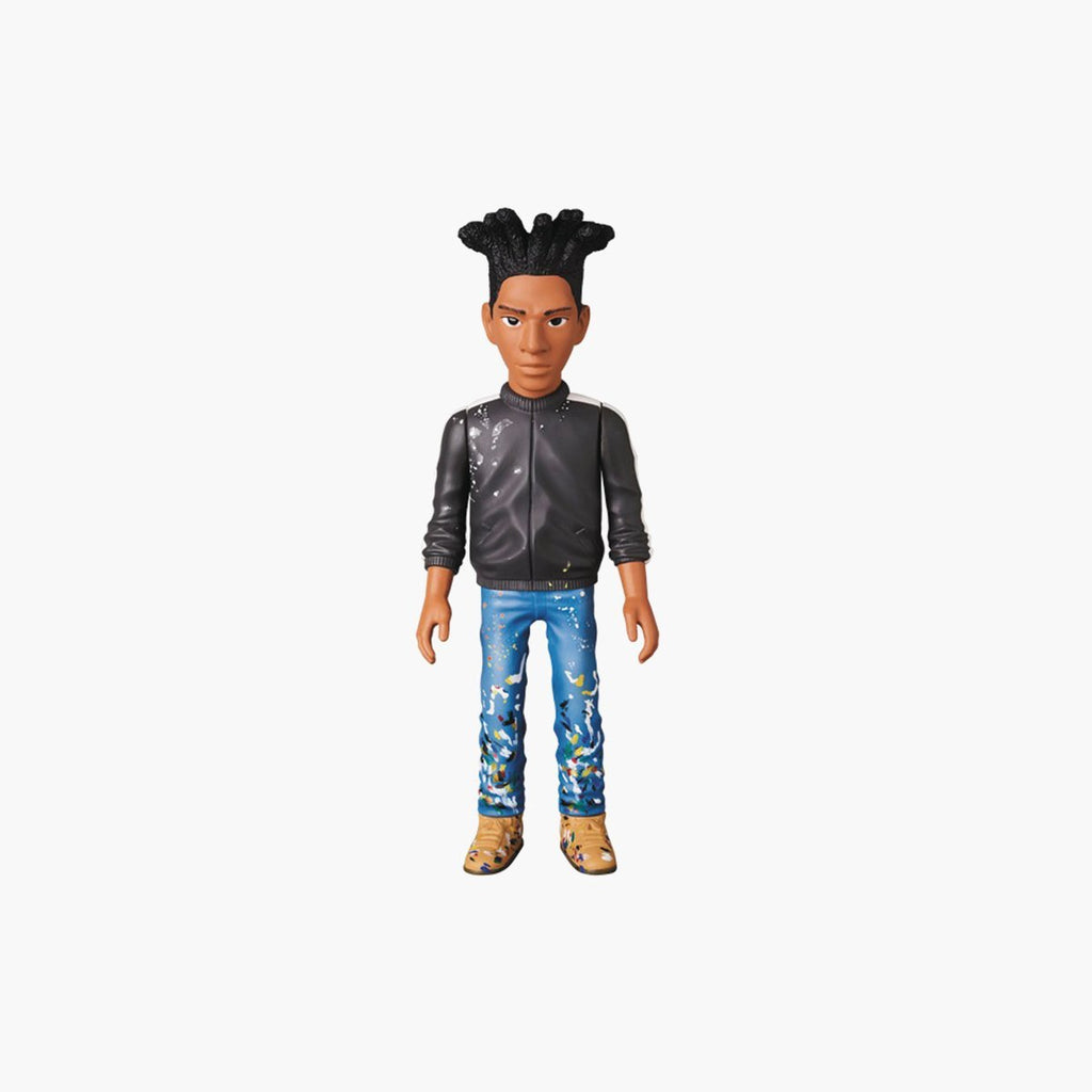 Accessories One Size Medicom Toy JEAN MICHELLE BASQUIAT Doll VCDBASQUIAT-White-One Size Medicom Toy