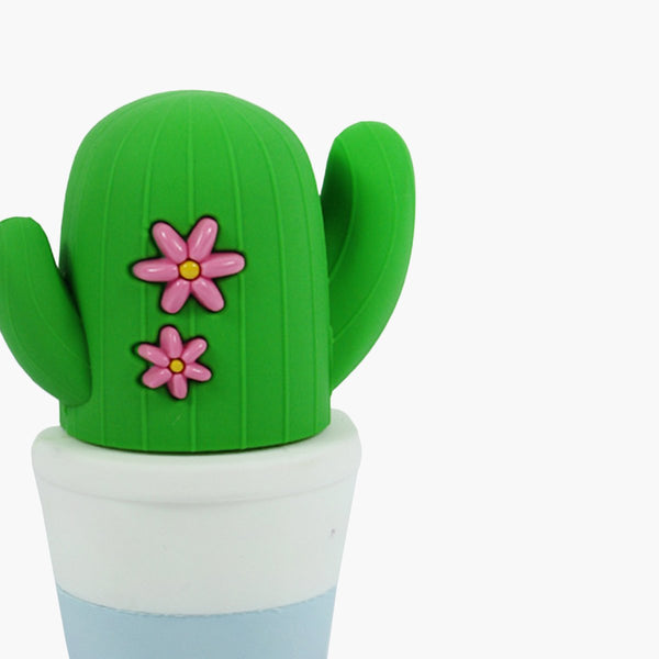 Accessories One Size Mojipower Cactus MJPCHRALL-217011-White-One Size L10 TRADING