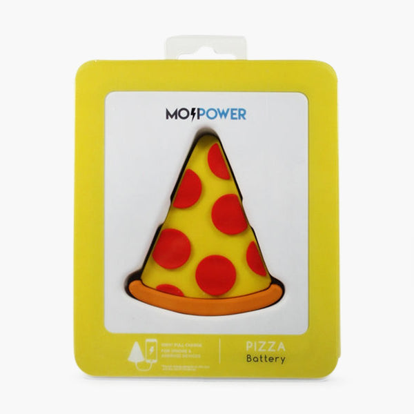 Accessories One Size MOJIPOWER pizza 2 MJPCHRALL-025016-Multi-One Size L10 TRADING