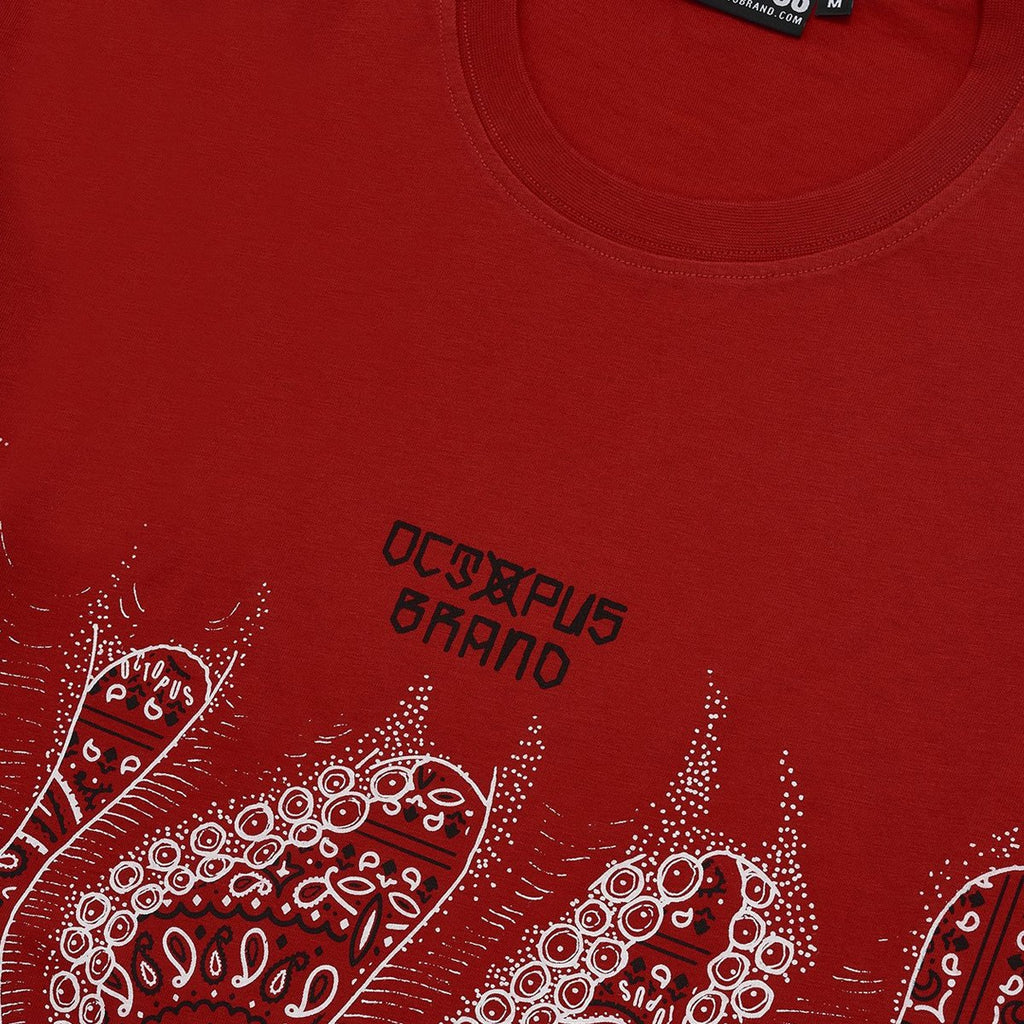 Clothing Octopus Bandana T-Shirt Iuter