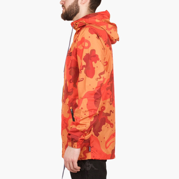 Clothing Octopus Camo Windbreaker Iuter