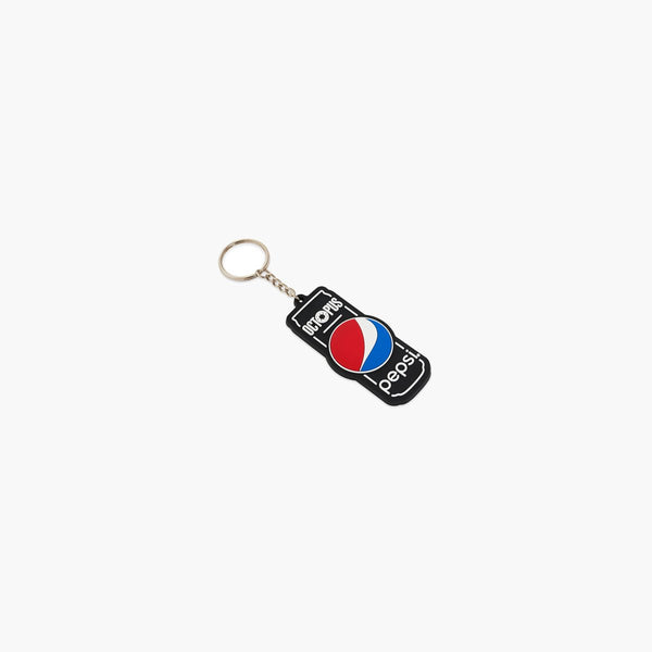 Accessories One Size Octopus x Pepsi Logo Keychan 21SOKCP71-Black-One Size Iuter