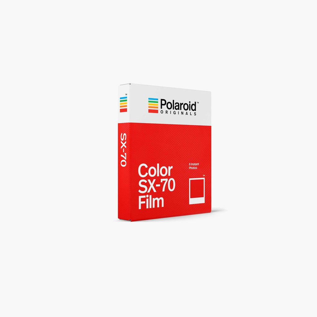 Accessories One Size Polaroid Color Film for SX-70 IMPPHTALL-032011-Multi-One Size L10 TRADING