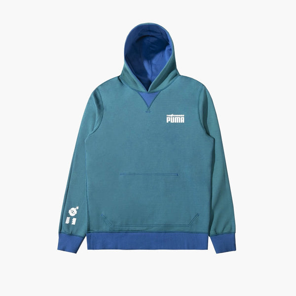 Clothing Puma x The Hundreds Reversible Hoodie Puma