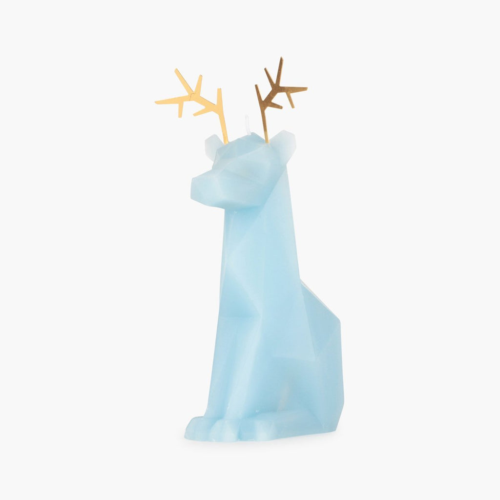 Accessories One Size PYROPET DYRI Candle HUDOTHALL-004018-Light Blue-One Size L10 TRADING
