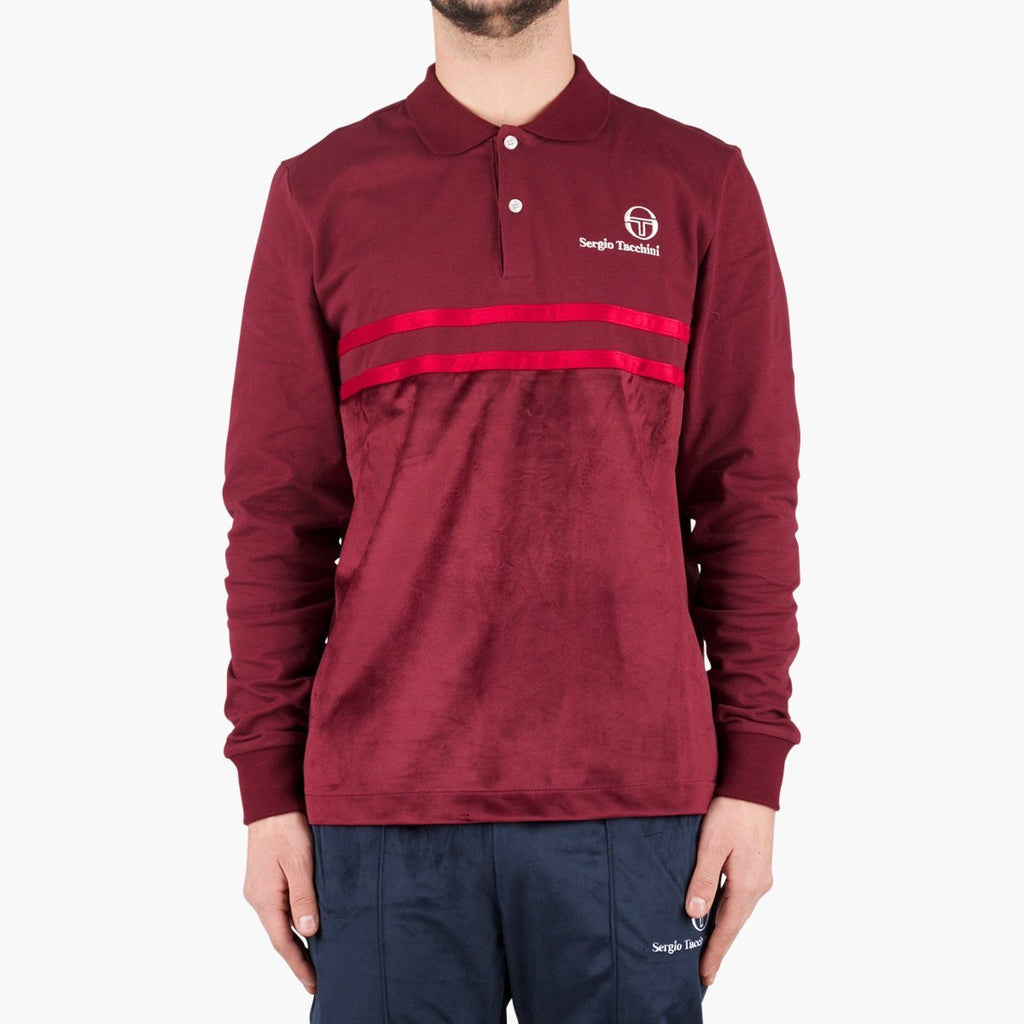 Clothing Sergio Tacchini MW88 Polo Icons