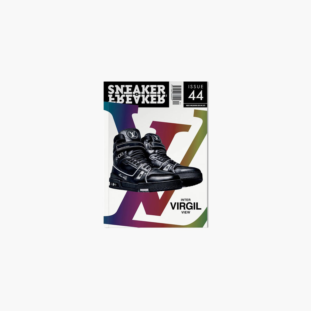 Accessories One Size Sneaker Freaker Issue 44 SF44-Black-One Size Sneaker Freaker