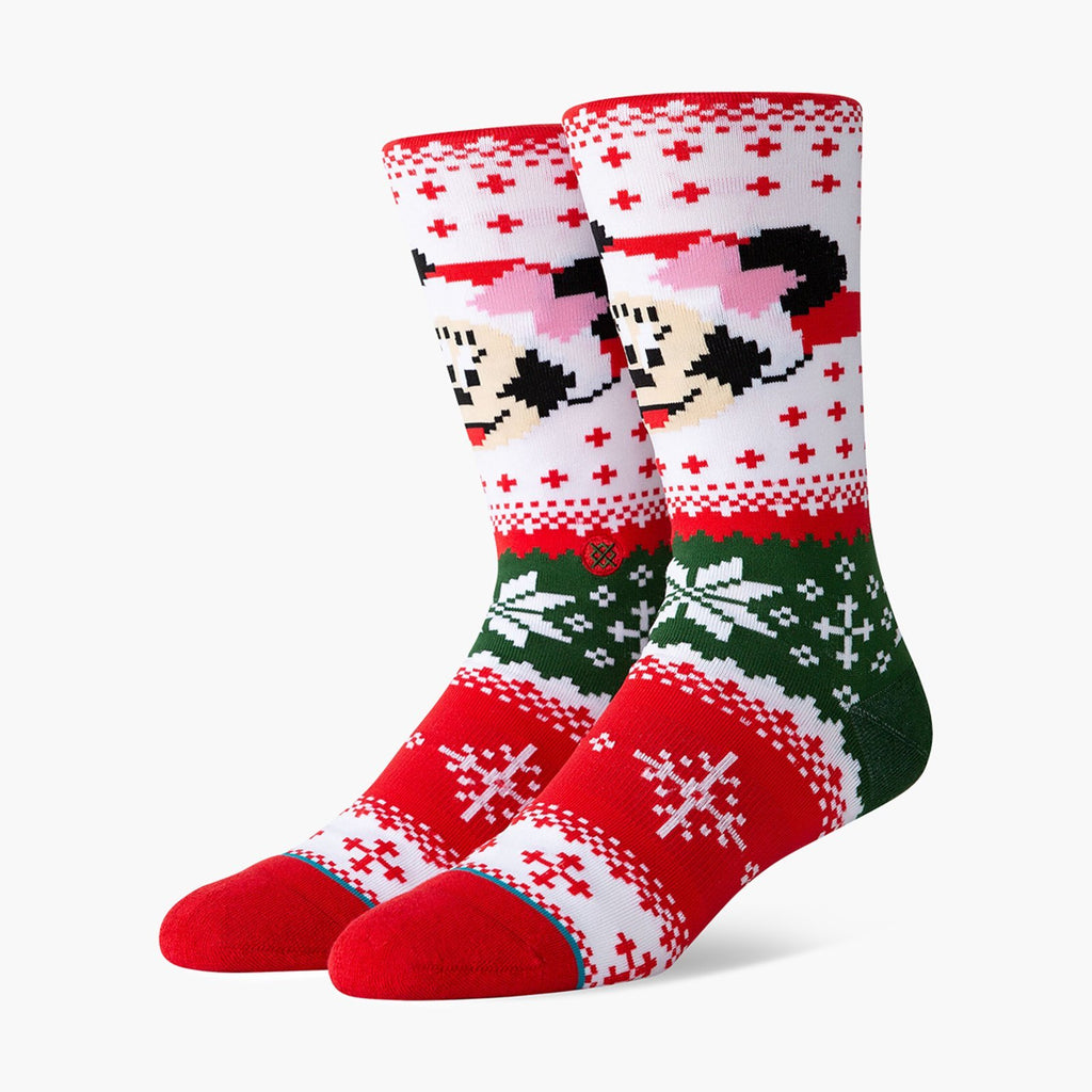 Accessories Large/XLarge Stance Minnie Claus 62519DY002-Multi-Large/XLarge Stance