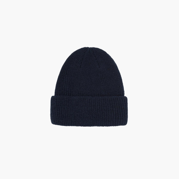 Accessories One Size Stussy Basic Cuff Beanie 1321007STB-Navy-One Size Stussy