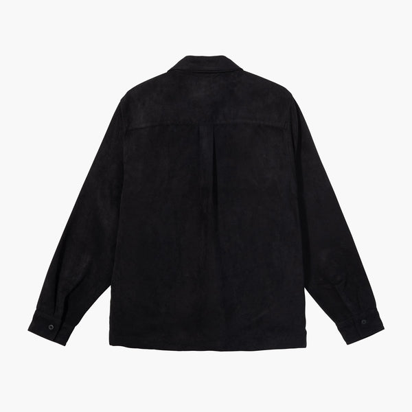 Clothing Stussy Micro Suede Work Shirt Stussy