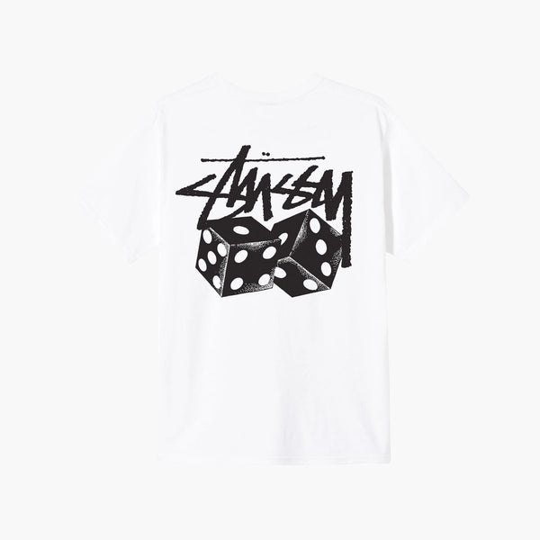 Clothing Stussy Pair of Dice T-Shirt Stussy