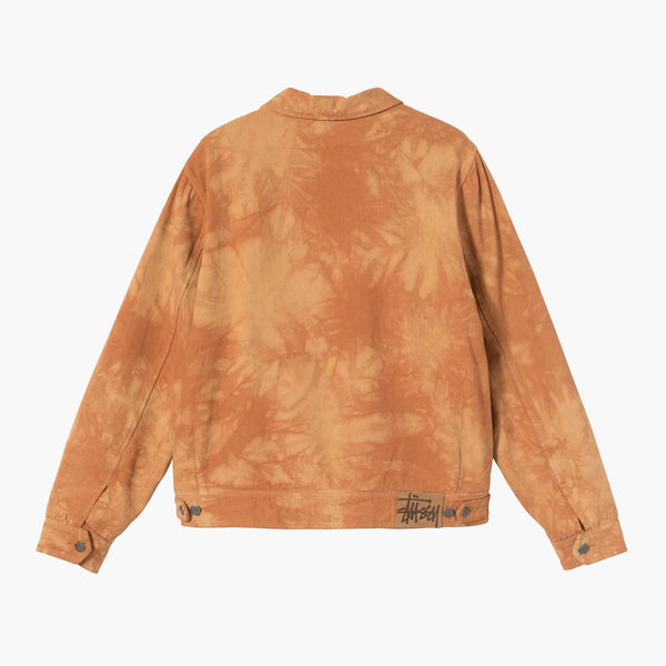 Clothing Stussy Shearling Dyed Trucker Jacket Stussy