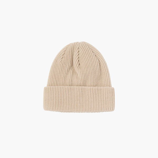 Clothing Sand / One Size Stussy Small Patch Watchcap Beanie 1321009ST-Sand-One Size Stussy