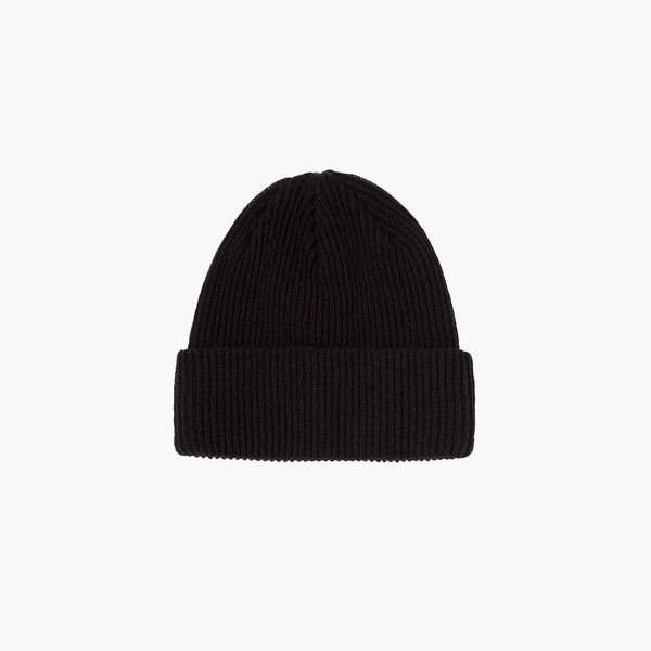 Accessories One Size Stussy Small Patch Watchcap Beanie 1321009STM-Black-One Size Stussy
