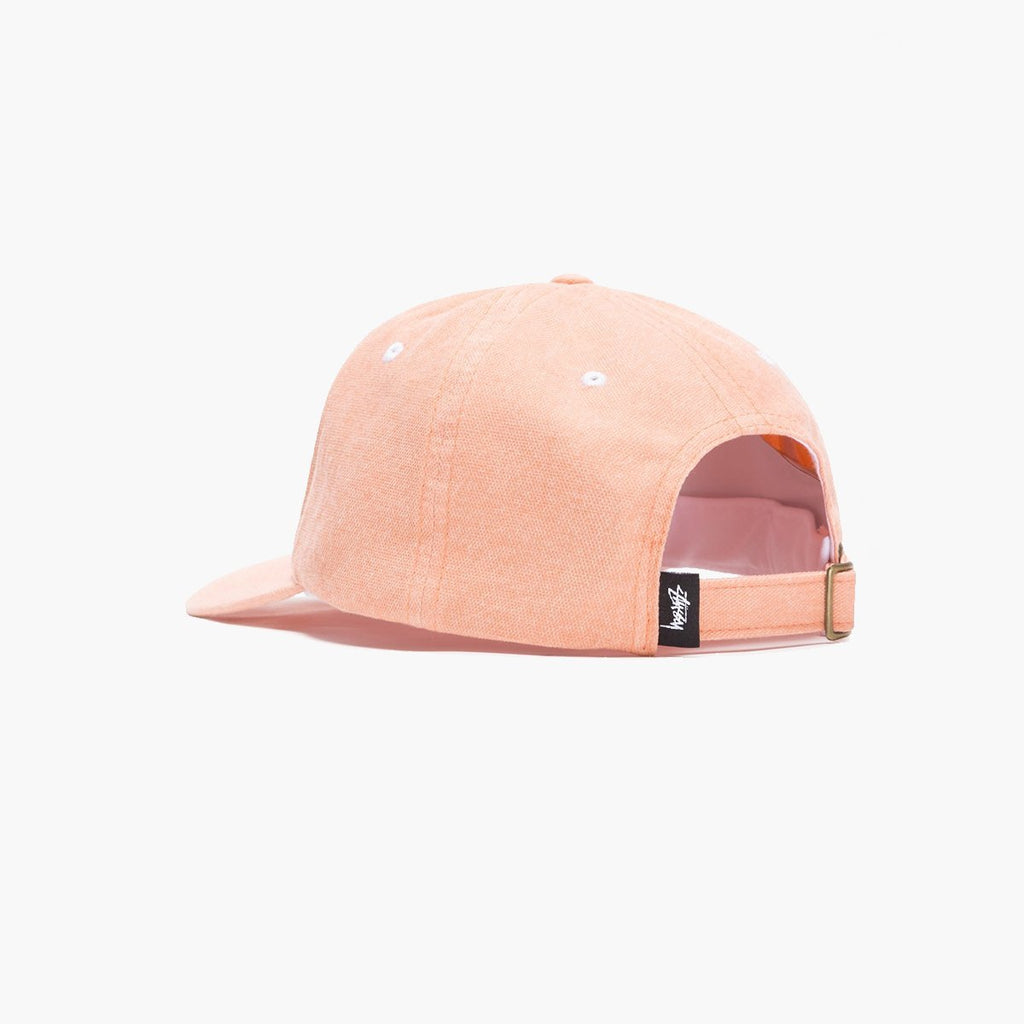 Accessories One Size Stussy Washed Stock Low Cap 131791 0-Orange-One Size Stussy