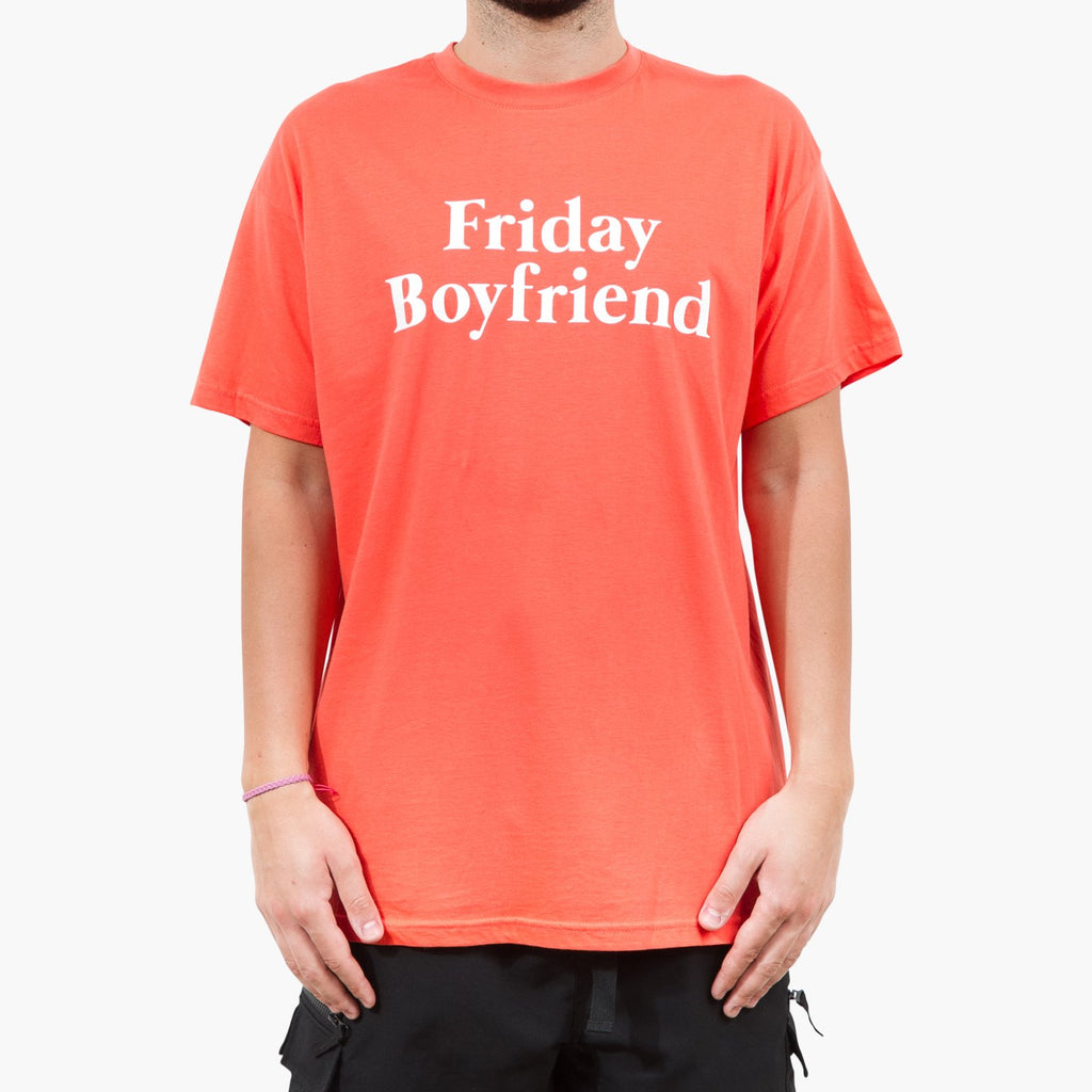 Clothing SUEDE Friday Boyfriend T-Shirt Suede