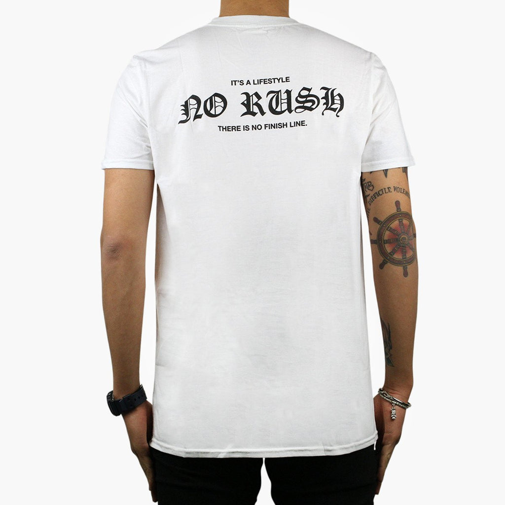 Clothing Suede No Rush T-shirt Suede