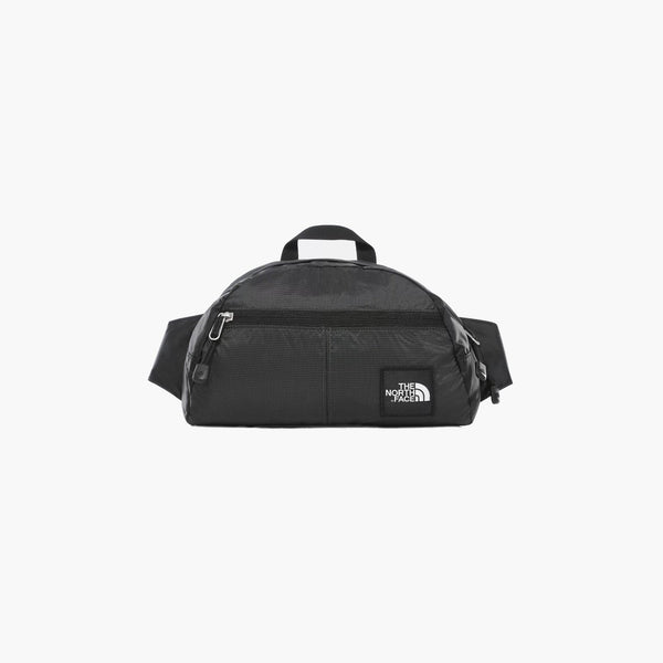 Accessories One Size The North Face Flyweight Lumbar Asphalt NF0A3KZ5MN81-Black-One Size North Face