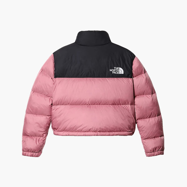 Clothing The North Face Nuptse Crop North Face