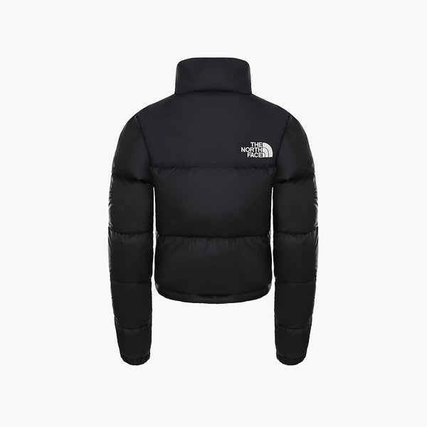 Clothing The North Face Nuptse Crop Women's North Face