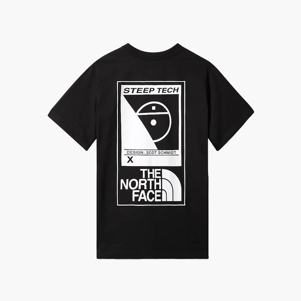 Clothing The North Face Steep Tech Logo T-Shirt North Face